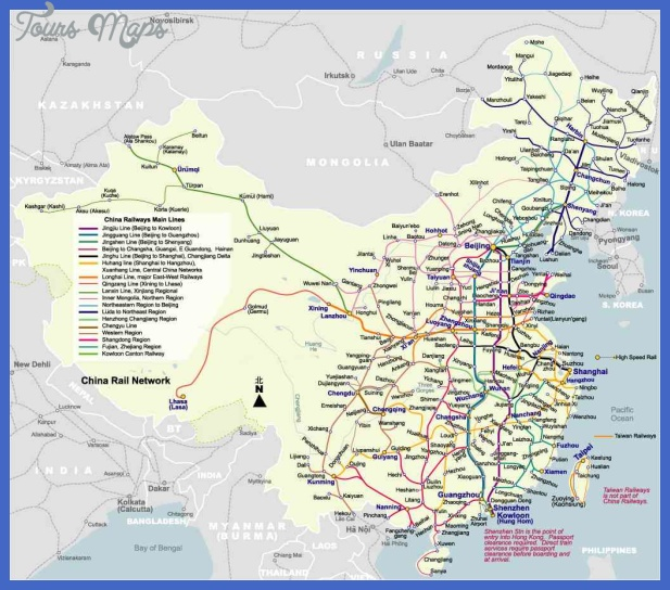 china rail travel  3 China rail travel