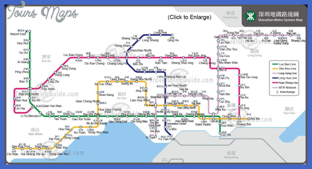 china subway map  6 China subway map