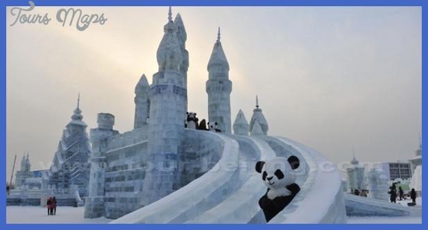 china travel winter  2 China travel winter