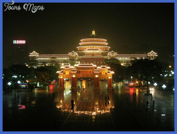 chongqing travel  2 Chongqing Travel
