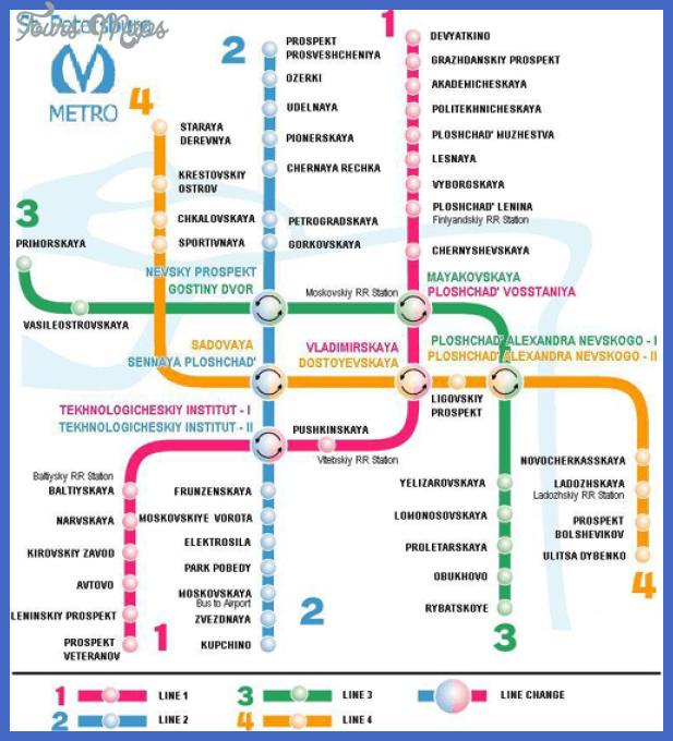 city spb metro St. Petersburg Metro Map