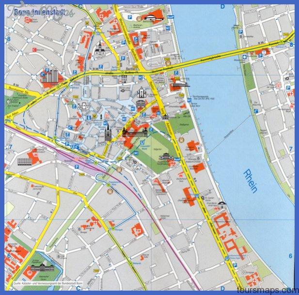 Cologne/Bonn Map Tourist Attractions _0.jpg