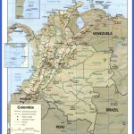 colombia rel 2001 150x150 Colombia Map Tourist Attractions