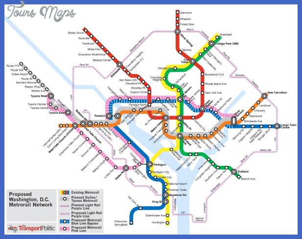 dc metro Baghdad Metro Map
