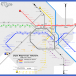 delhi metro map 1 150x150 Kolkata Subway Map