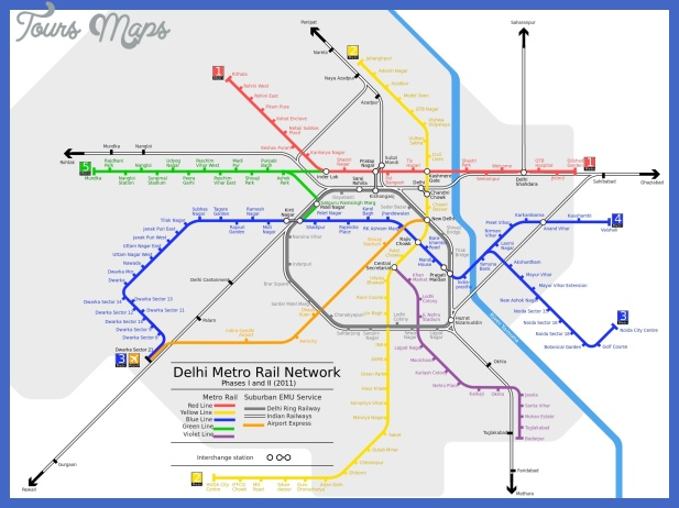 delhi metro map Karachi Subway Map