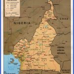 detailed relief and political map of cameroon 150x150 Cameroon Metro Map