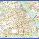 detailed road map of warsaw city center 150x150 Katowice Map Tourist Attractions