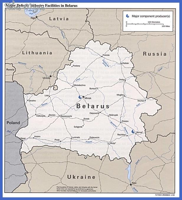 dfnsindust belarus Belarus Map