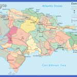 dominican republic 150x150 Dominican Republic Map