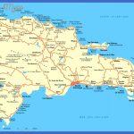 dominican republic map  1 150x150 Dominican Republic Map