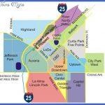 downtown denver map 150x150 Colorado Springs Metro Map