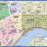 downtown new orleans map 150x150 New Orleans Map Tourist Attractions