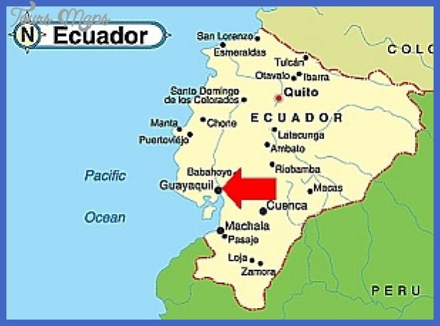 ecuador guayaquil Ecuador Subway Map