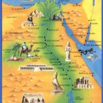 egypt nile map 150x150 Egypt Map Tourist Attractions