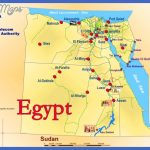 egypt political and tourist map 150x150 Egypt Map Tourist Attractions