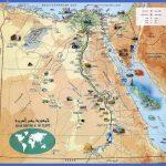 egypt tourist map larg 150x150 Cairo Map Tourist Attractions