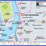 egyptian museum location map 150x150 Cairo Map Tourist Attractions