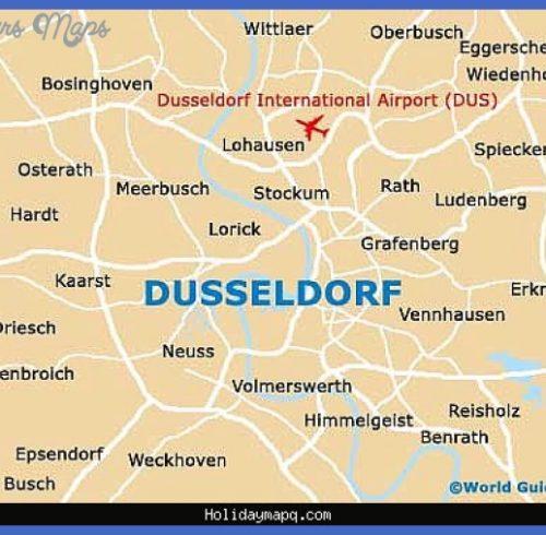 Essen/Düsseldorf Map Tourist Attractions _3.jpg