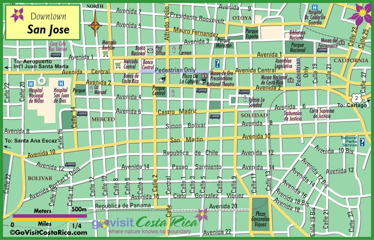 full sanjosecitydowntown San Jose Subway Map