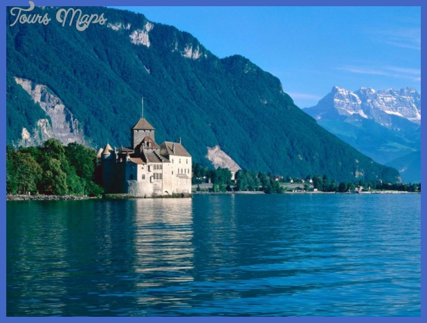 geneva switzerland 5 Best countries to visit in april