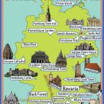 germany map tourist attractions  1 150x150 Germany Map Tourist Attractions