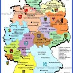 germany map tourist attractions  2 150x150 Germany Map Tourist Attractions