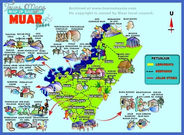 Gilbert town Map Tourist Attractions ToursMapscom