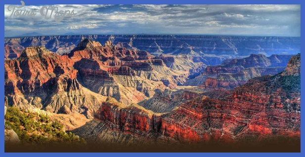 grand canyon Best US family destinations