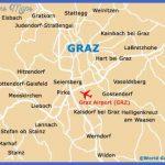 graz map 150x150 Austria Map Tourist Attractions
