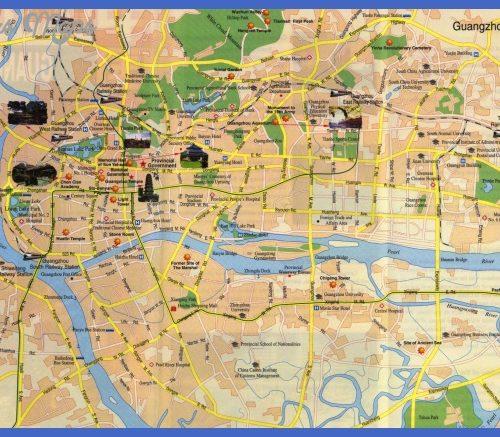 Guangzhou Map Tourist Attractions _6.jpg