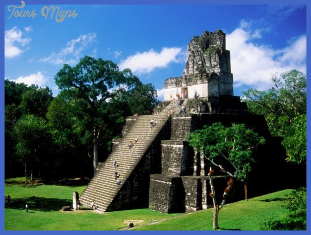 guatemala pyramid 17779 600x450 Best countries to visit with children
