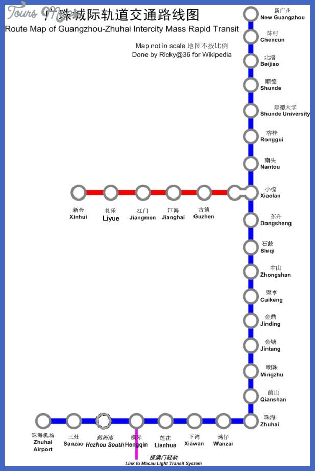 guiyang subway map  4 Guiyang Subway Map