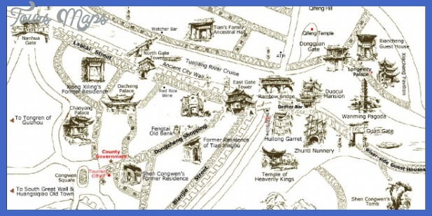 guiyang subway map  6 Guiyang Subway Map