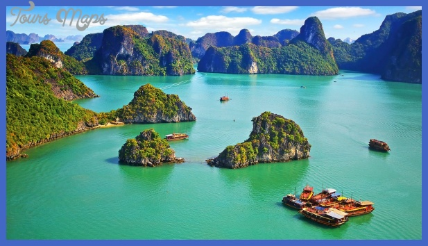 halong vietnam hero Best countries to visit in february