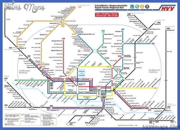 Hamburg Subway Map.South Sudan Subway Map Toursmaps Com