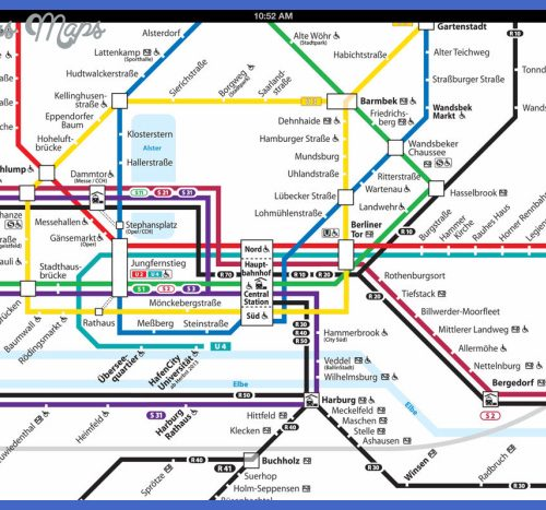 Hamburg Metro Map Pdf Archives Map Travel Holiday Vacations - Sweden metro map pdf