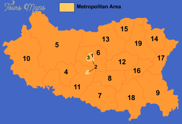 handan map  14 Handan Map
