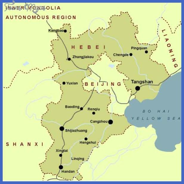 handan map  7 Handan Map