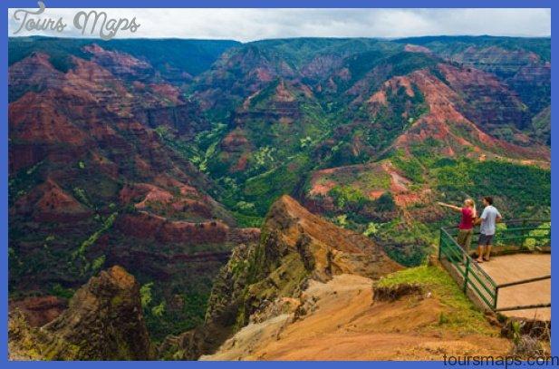 hawaii waimea canyon Best places to see in Hawaii