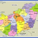 hungary map  5 150x150 Hungary Map