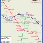 hyderabad metro stations map 150x150 Hyderabad Metro Map