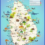 interactive map 150x150 Sri Lanka Map Tourist Attractions