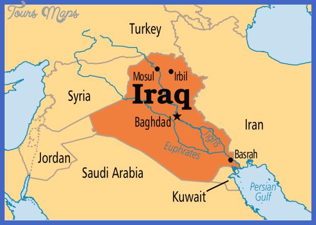 iraq mmap md Iraq Map