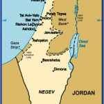 israel small map 150x150 Tel Aviv Map Tourist Attractions