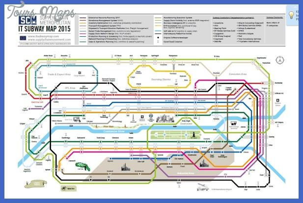 it subway map en 2015 Angola Subway Map