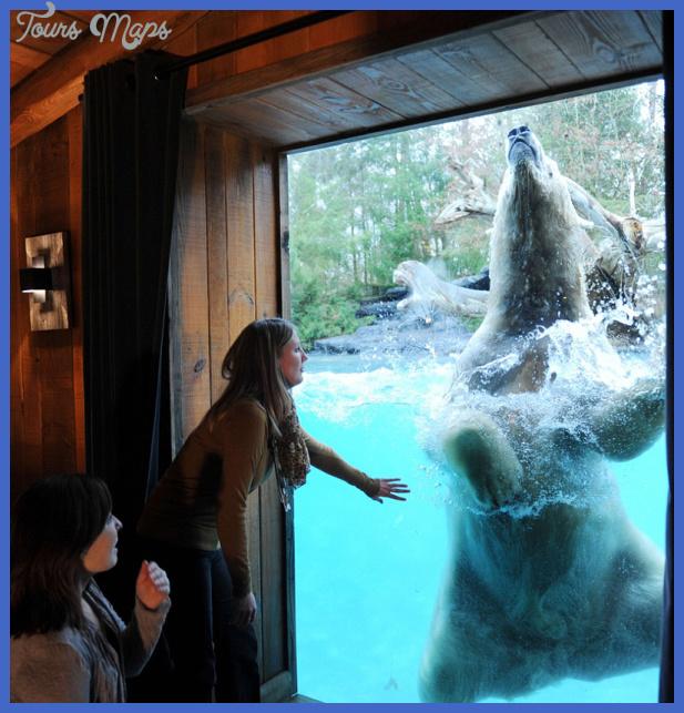 Jamala wildlife lodge canberra map travel holiday vacations - Lodge zoo de la fleche ...