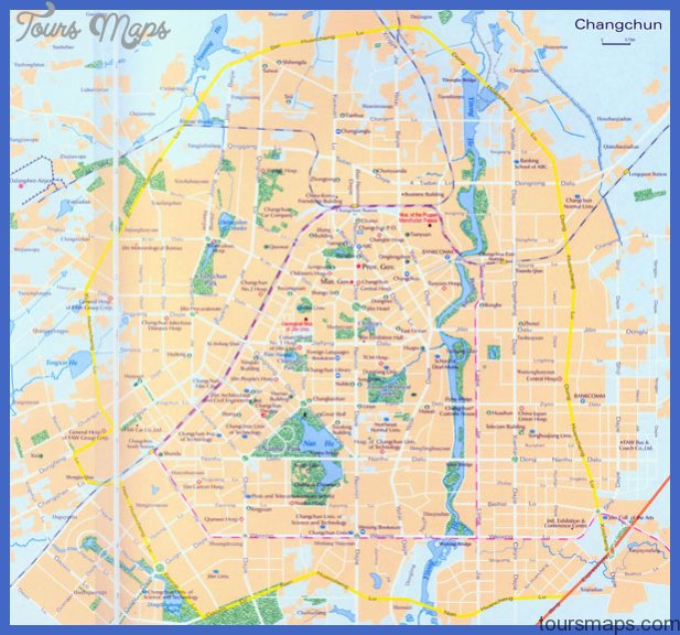 jilin city metro map  5 Jilin City Metro Map