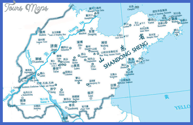 jinan map tourist attractions  3 Jinan Map Tourist Attractions