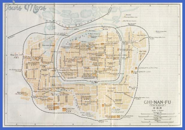 jinan metro map  18 Jinan Metro Map